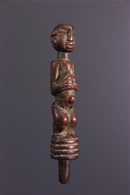 Afrikaanse kunst - Beembé Fly-Hunting Kanaal