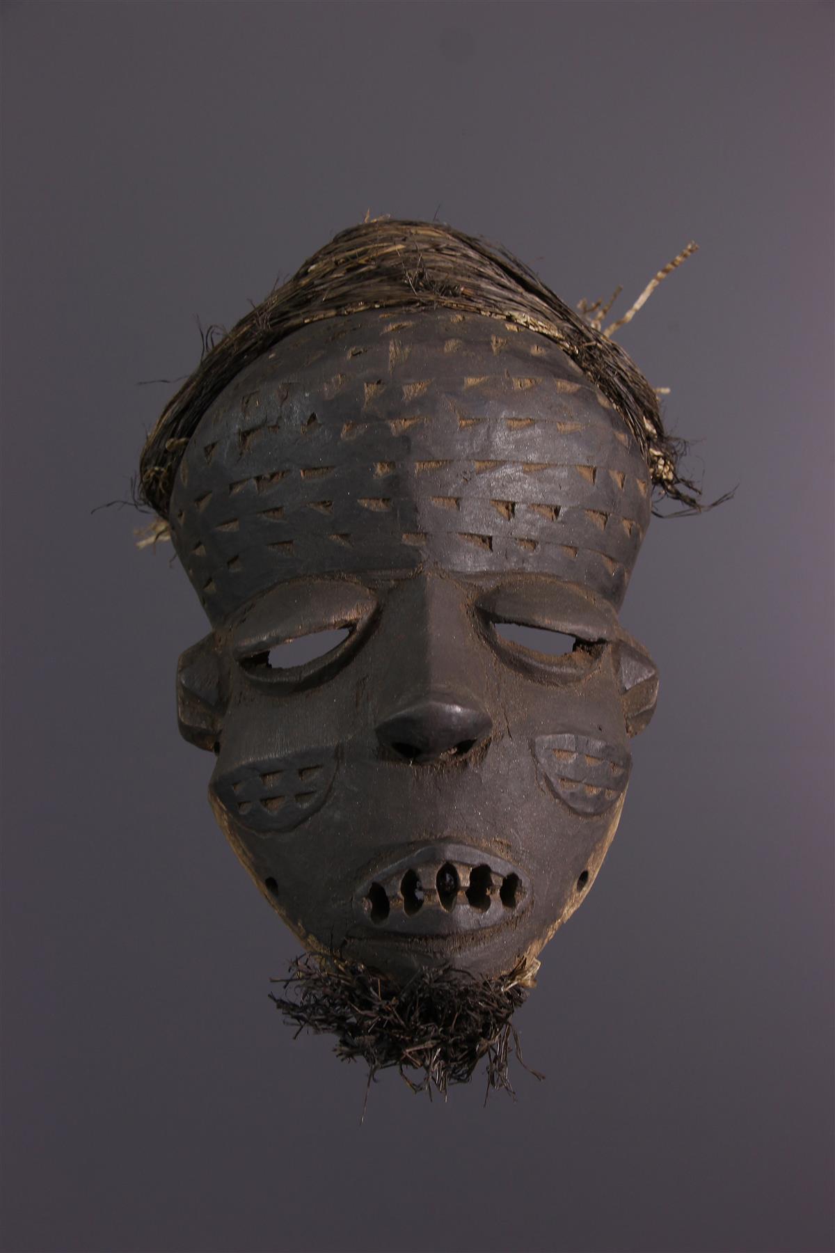 Pende masker - Afrikaanse kunst