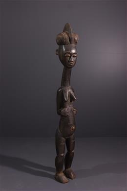 Vrouwelijk cijfer Koulango