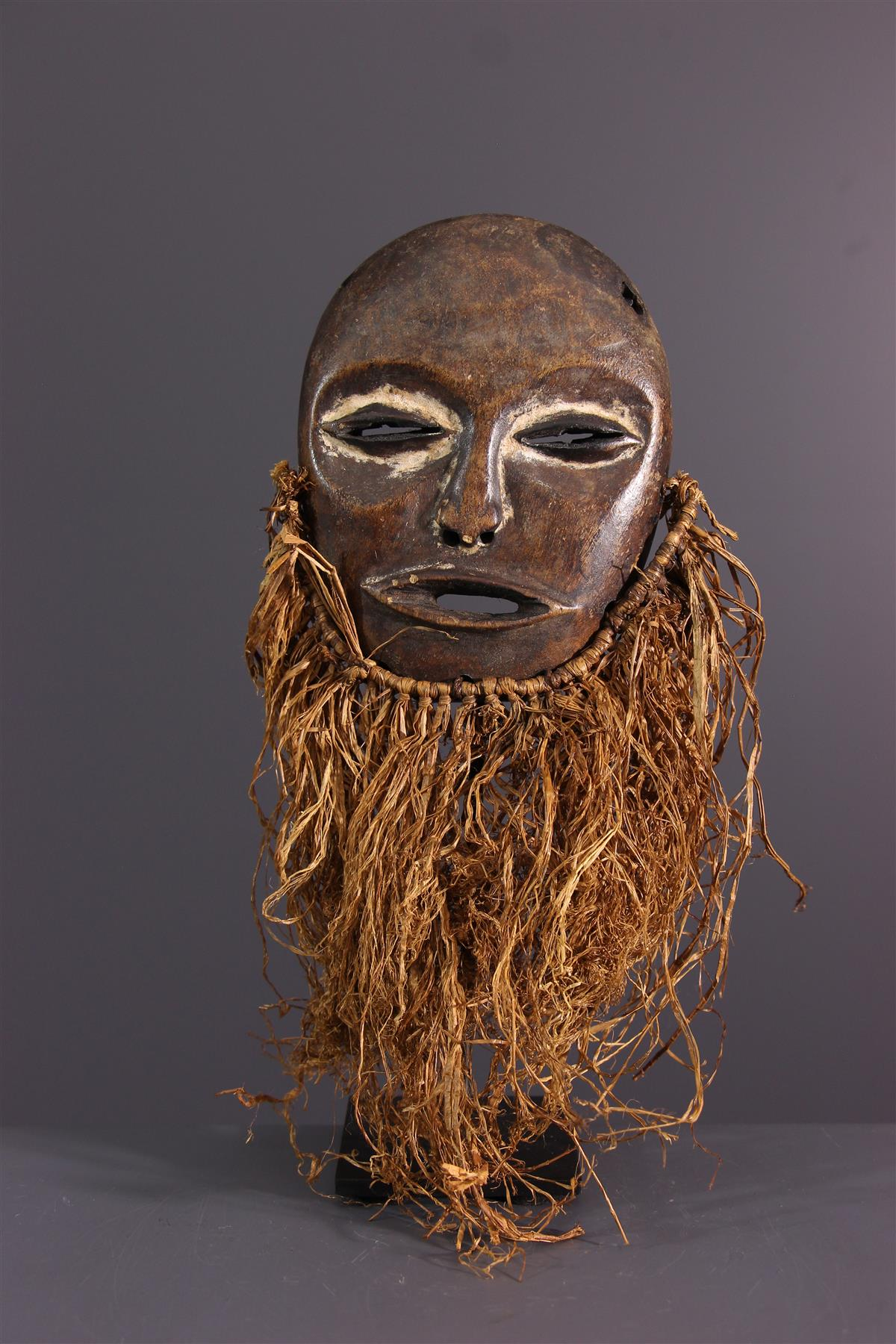 Lega masker - Afrikaanse kunst