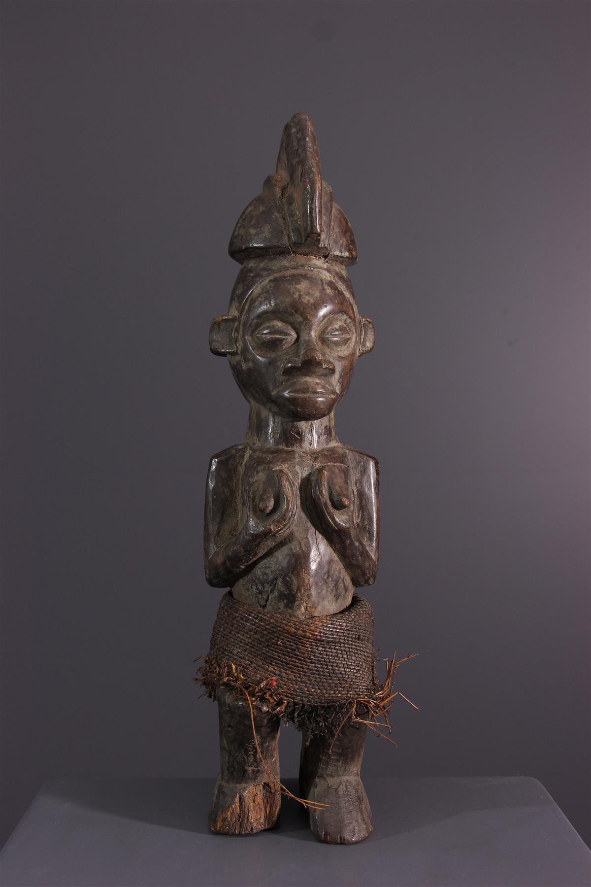 Fetish Yaka - Afrikaanse kunst