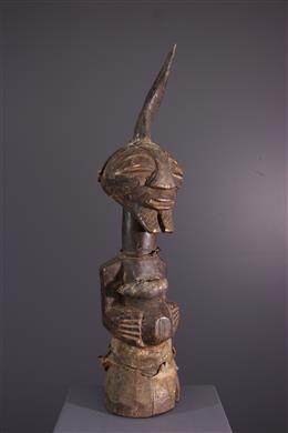 Afrikaanse kunst - Fetish beeld Nkisi Songye