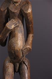 Statues africainesBeeld Bembe