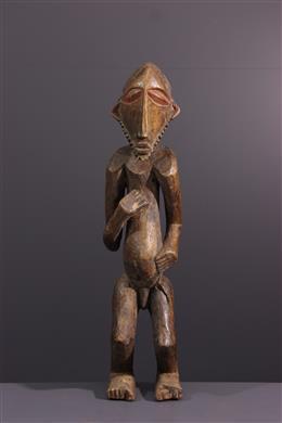 Afrikaanse kunst - Figuur mannelijke Bembe