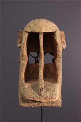 Afrikaanse kunst - Dogon Monkey Masker