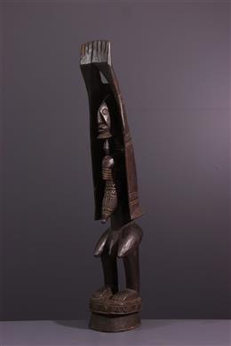 Afrikaanse kunst - Beeld Dogon Tellem