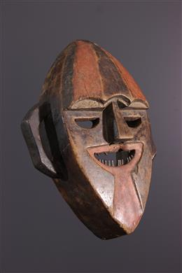 Afrikaanse kunst - Boa Bavobongo Masker