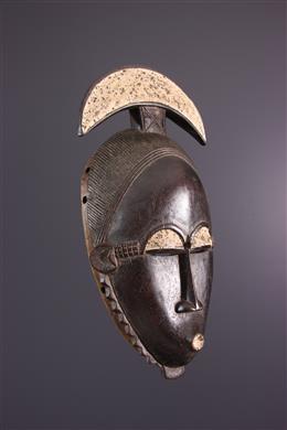 Afrikaanse kunst - Yaoure, Yohoure masker
