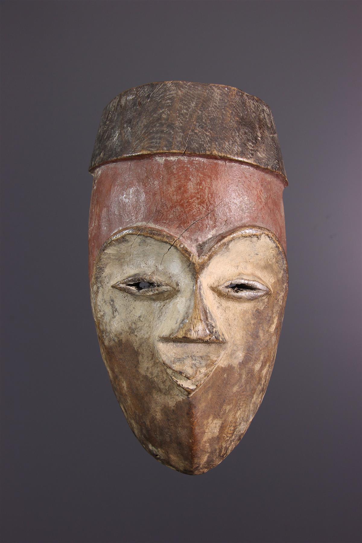 Tsogho masker - Afrikaanse kunst