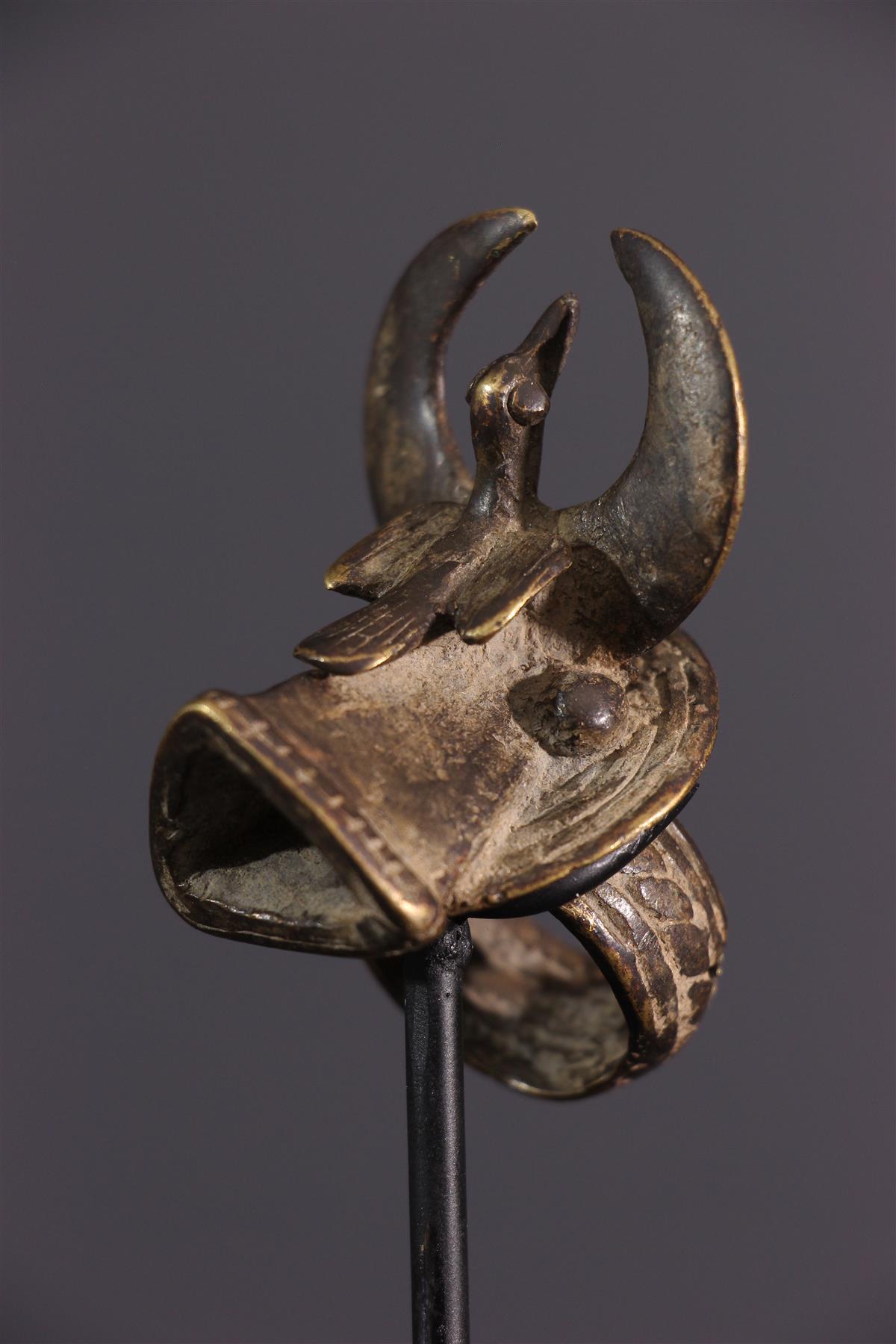 Senoufo ring - Afrikaanse kunst