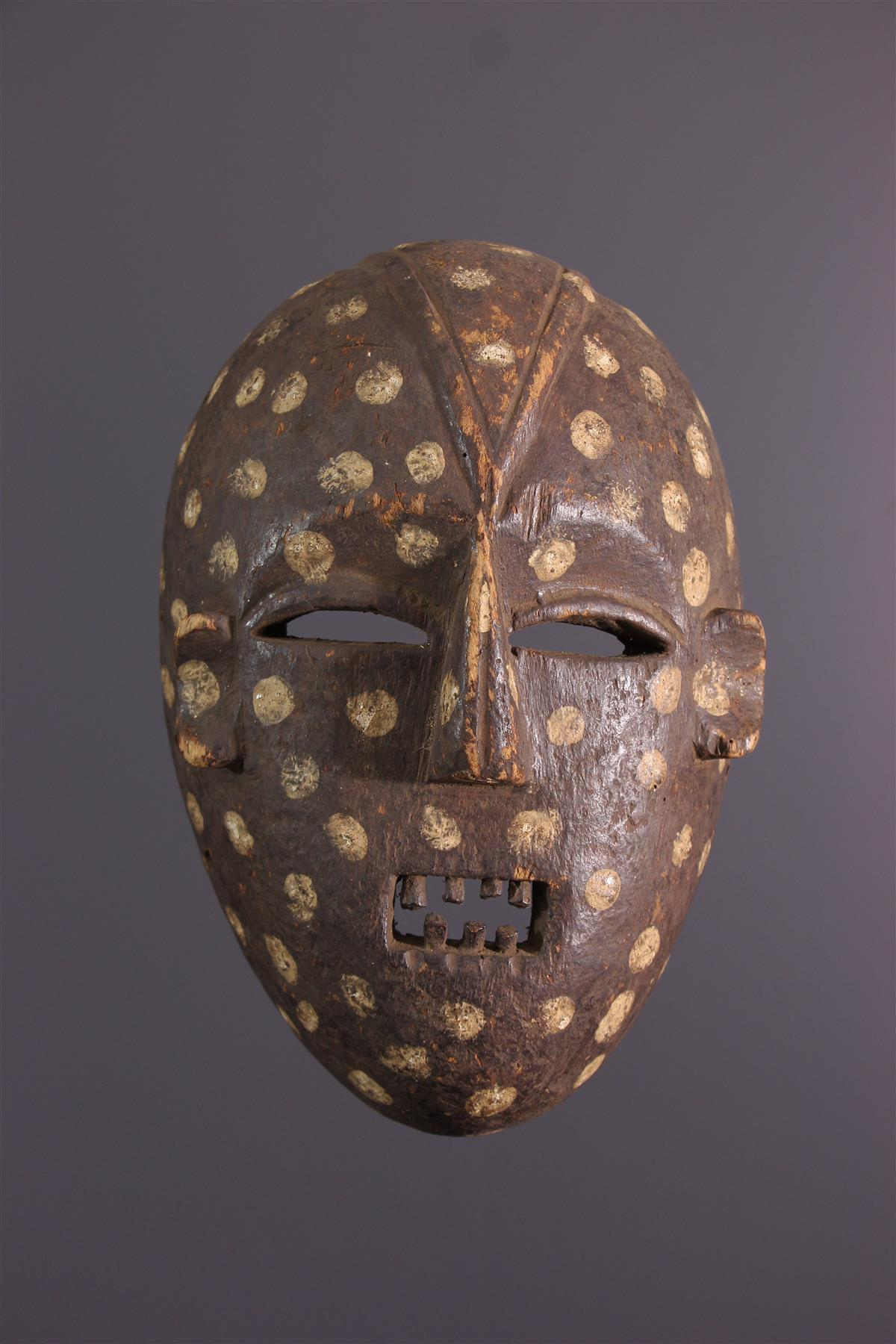 Ngbandi masker - Afrikaanse kunst