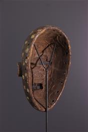 Masque africainNgbandi masker