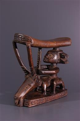 Afrikaanse kunst - Luba Shankadi Kinkondja neksteun