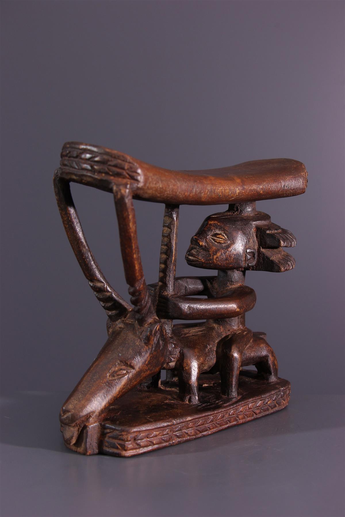 Luba neksteun - Afrikaanse kunst