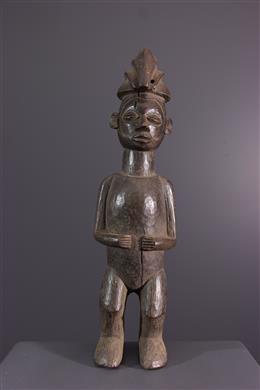 Afrikaanse kunst - Yaka beeldje