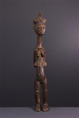Vrouwelijke figuur Koulango