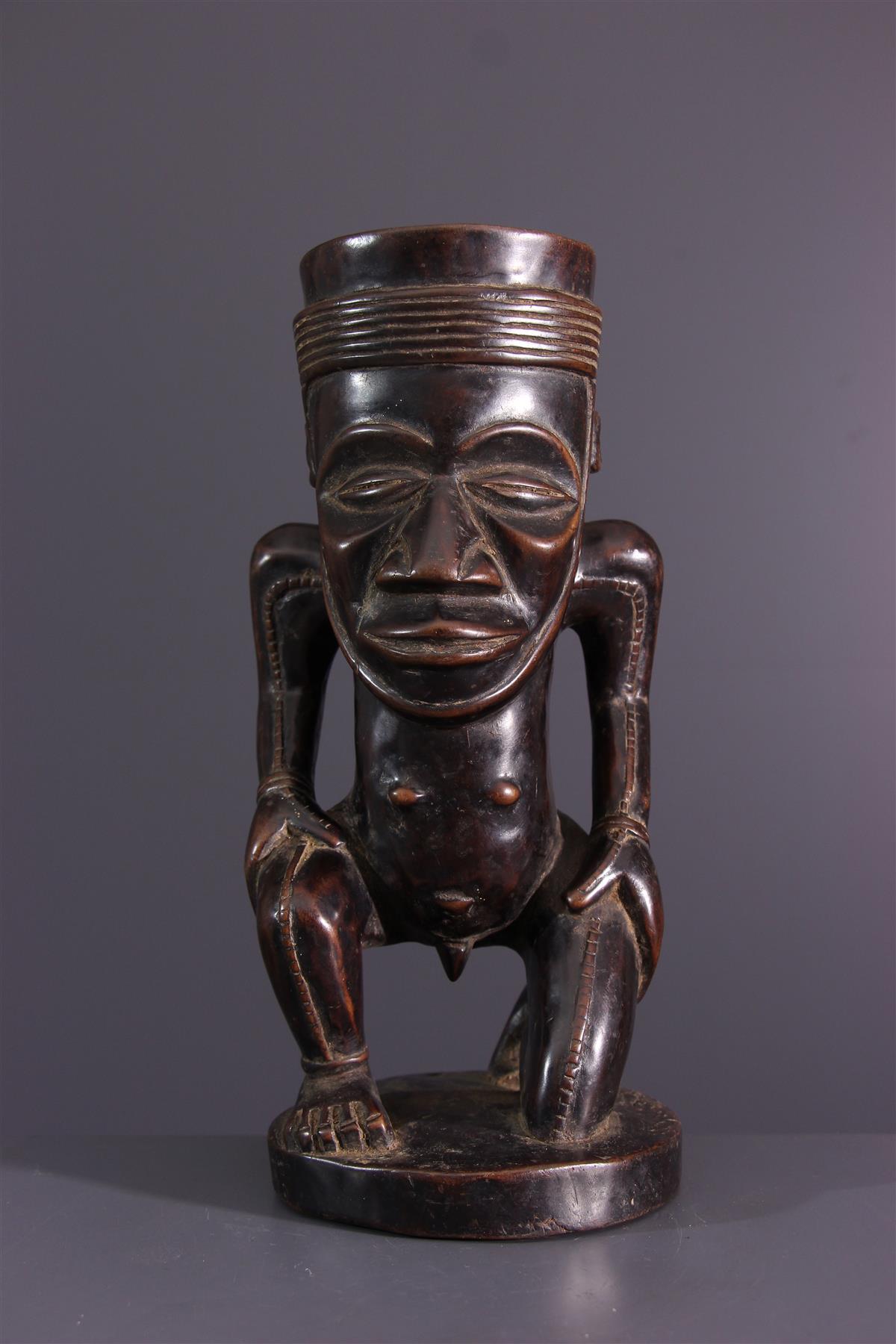Ngeende Beker - Afrikaanse kunst