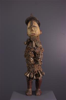 De Standbeelden van Butti van Teke