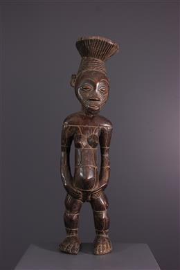 Vrouwelijke figuur Nebeli Mangbetu