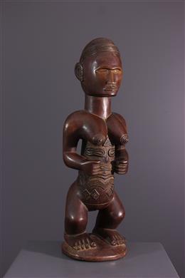 Vrouwelijke figuur Bwendé, Bembé