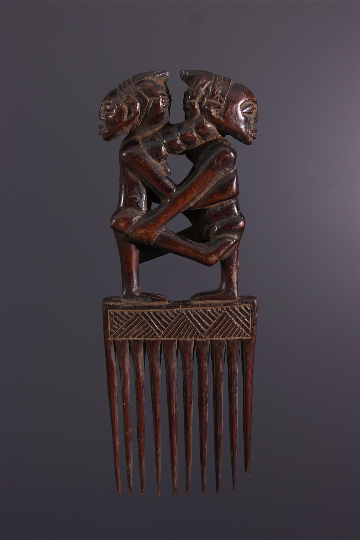Luba kam - Afrikaanse kunst
