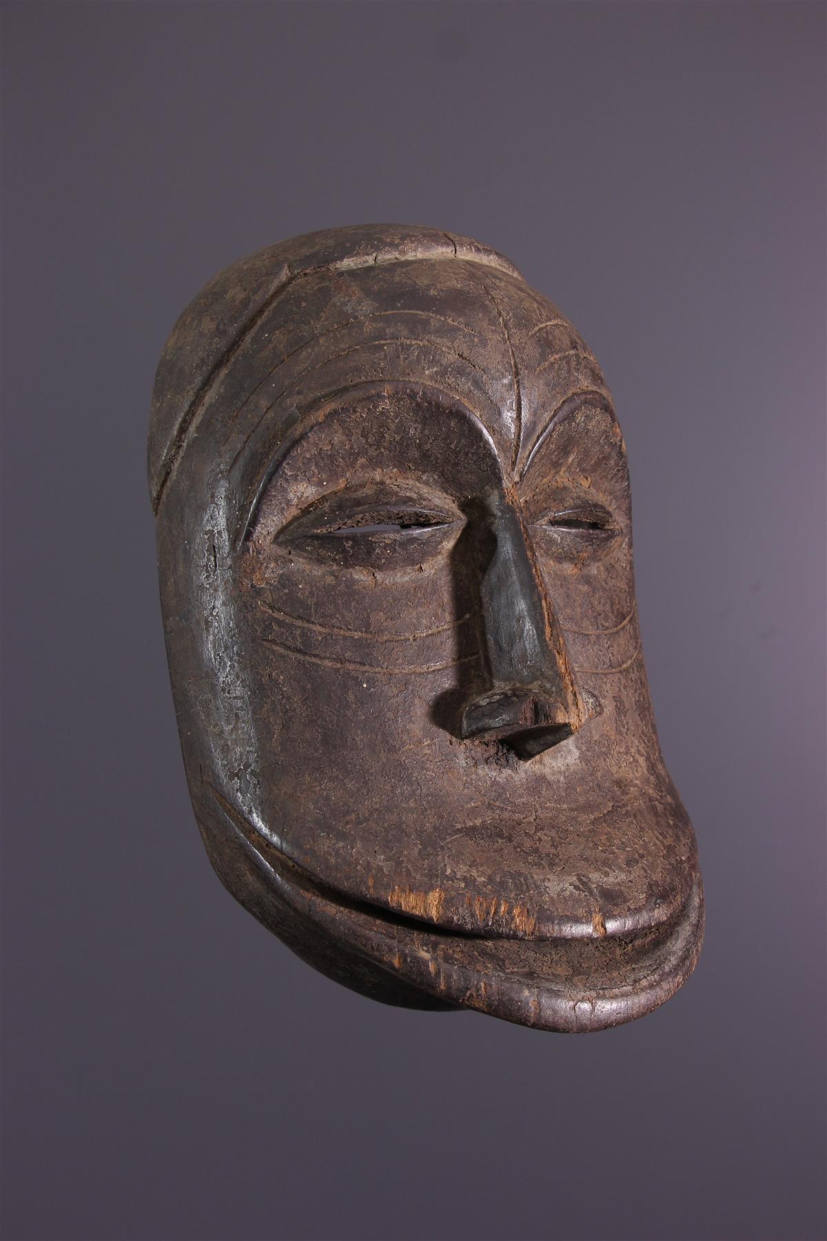 Hemba Masker - Afrikaanse kunst