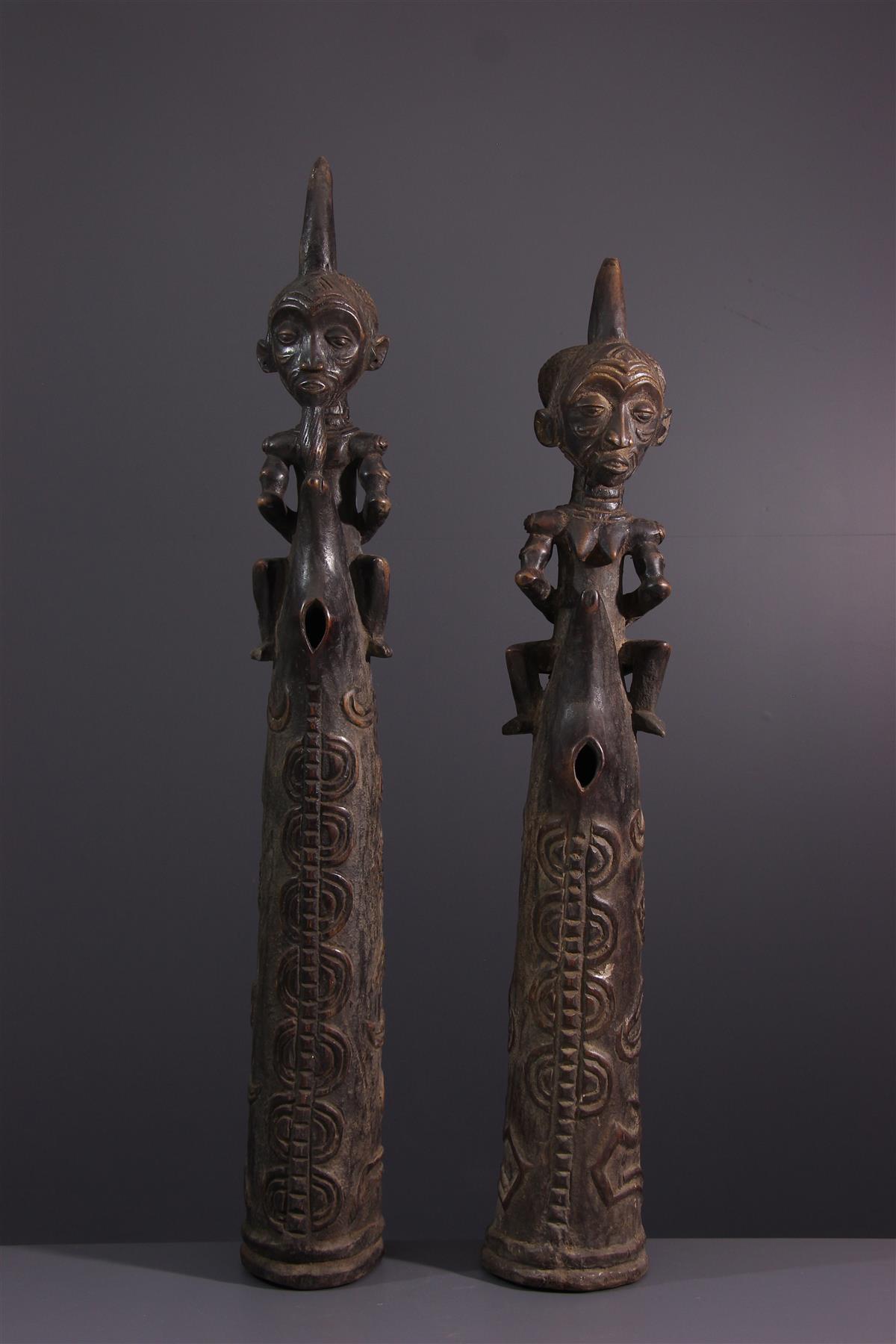 De Harten van Luluwa - Afrikaanse kunst