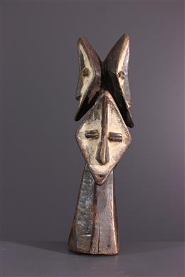 Afrikaanse kunst - Beeld Lega Sakimatwematwe