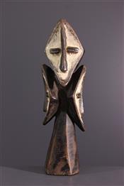 Statues africainesDe Beeldjes van de liga