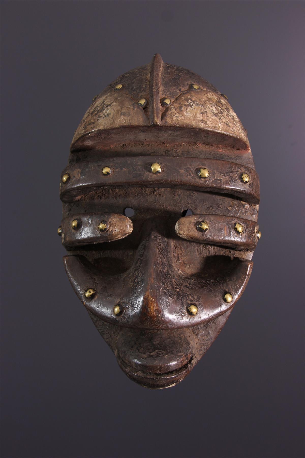 Wé Masker - Afrikaanse kunst