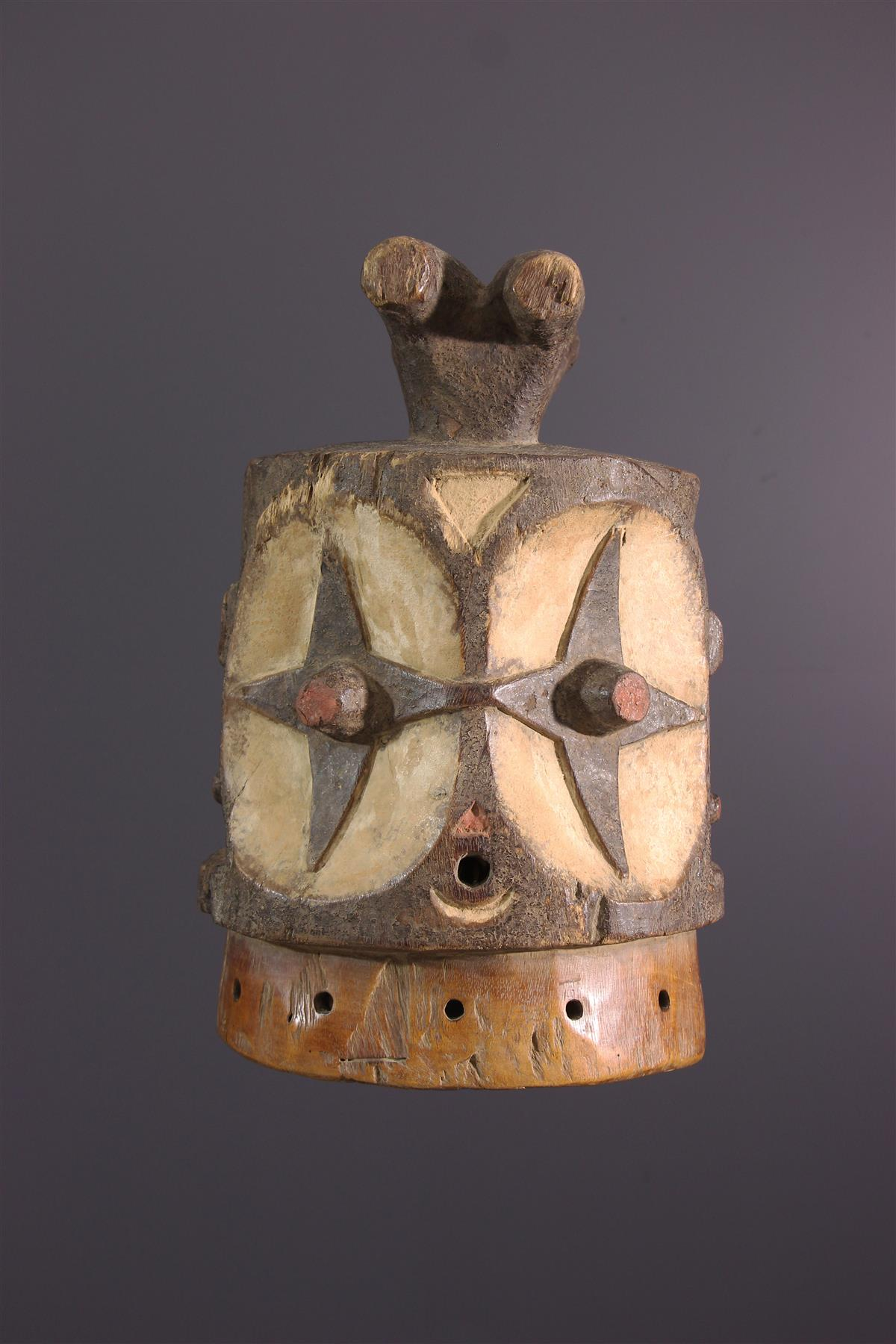 Masque Bembe - Afrikaanse kunst