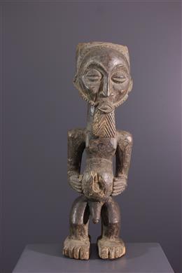 Afrikaanse kunst - Kusu Hemba standbeeld