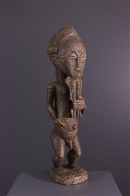 Baoulé standbeeld Asia usu
