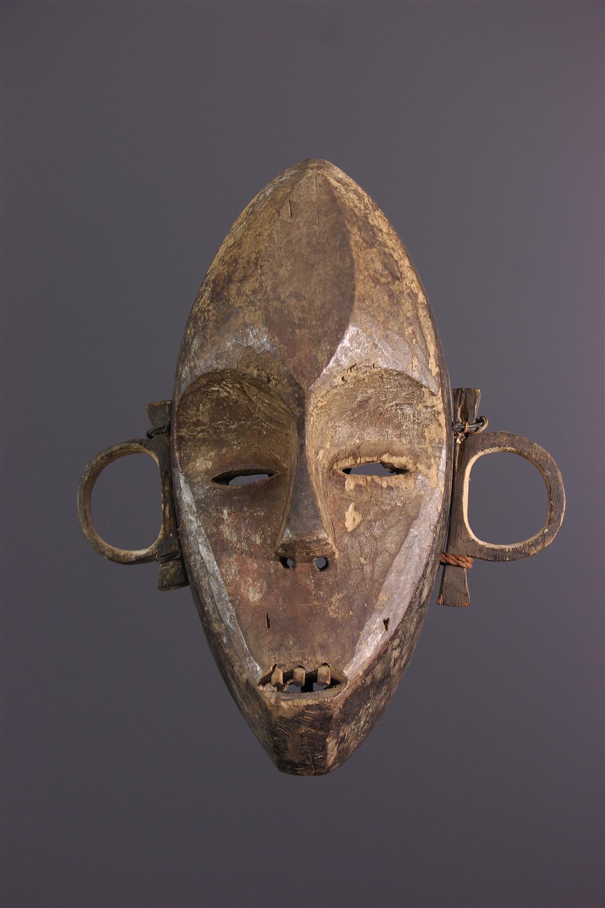 Boa Masker - Afrikaanse kunst