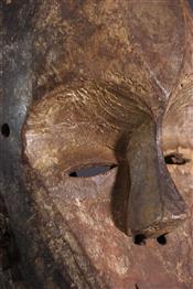Masque africainBoa Masker