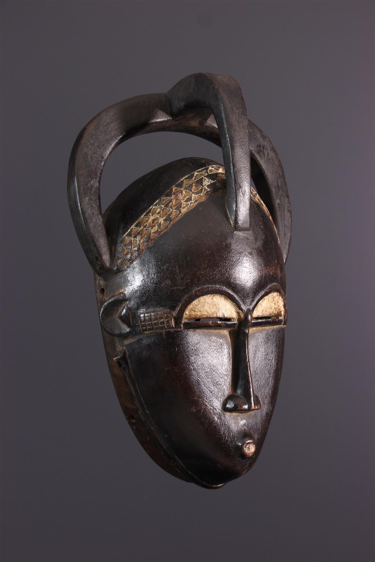 Yohoure Masker - Afrikaanse kunst