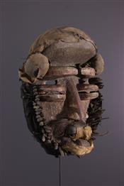 Masque africainGuéré Masker