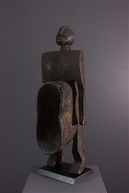 Beeld figuratieve kopje Gbene Koro