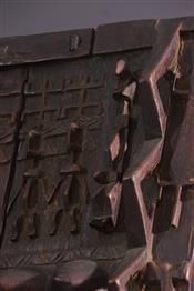 Portes et voletsDe Poort van Dogon