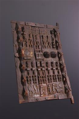 Afrikaanse kunst - De Poort van Dogon