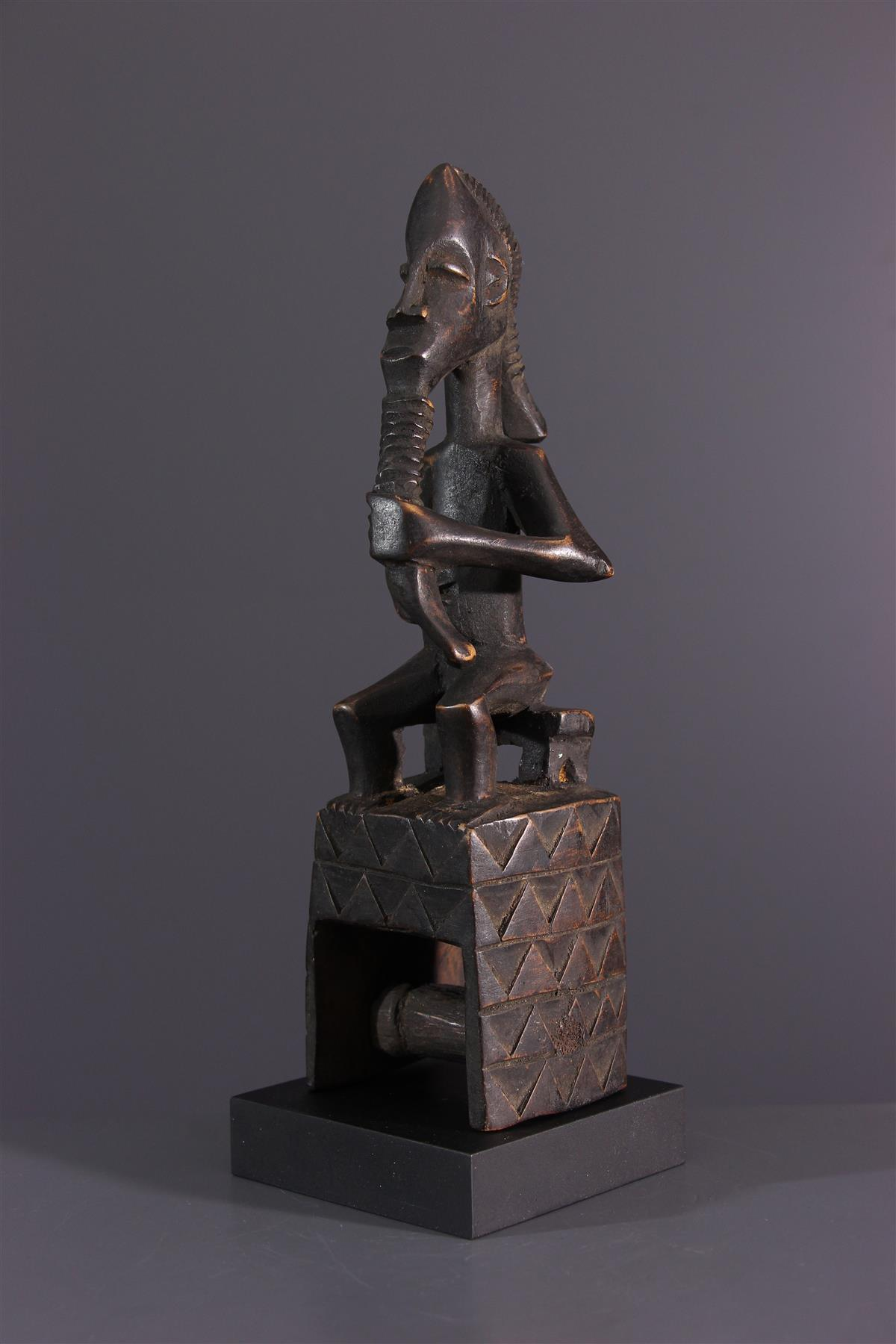 Gouro Katrol - Afrikaanse kunst