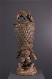 Pots, jarres, callebasses, urnesLuba beker