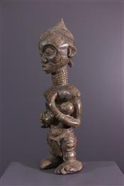 Statues africainesLuluwa Moederschap