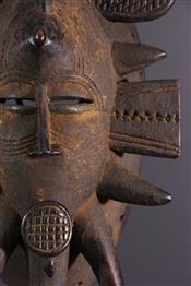 Masque africainHet Masker van Sen