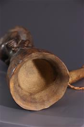 Pots, jarres, callebasses, urnesTabatière Tschokwe