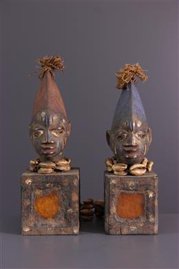 Ibeji Yoruba tweelingen