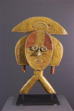 Figuur van reliekschrijn Kota Mbulu Ngulu