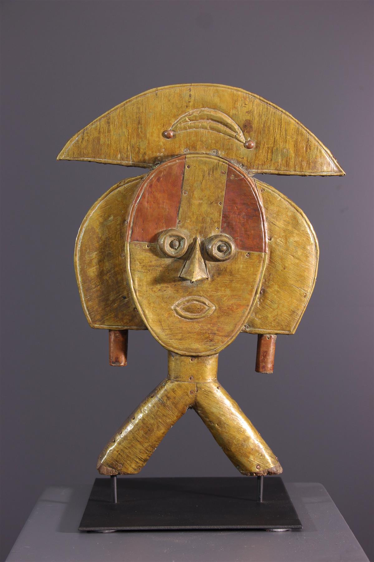 Kota Reliekschrijn - Afrikaanse kunst