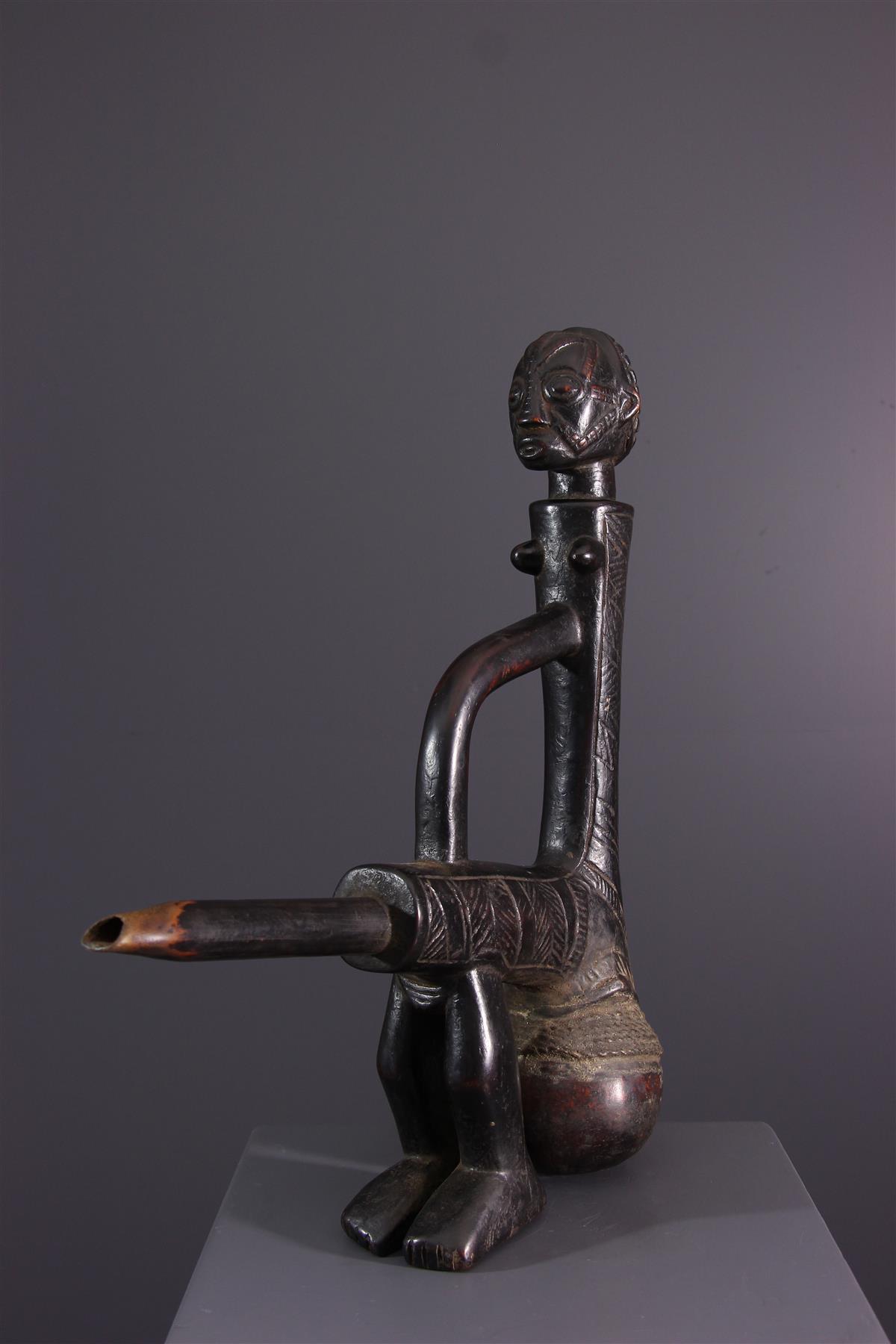 Pijp Tabwa - Afrikaanse kunst