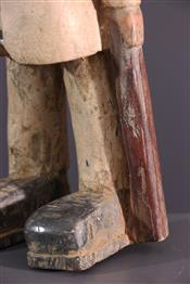 Statues africainesStandbeeld Colon